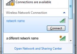 رفع مشکل اتصال به وای فای لپ تاپ ایسر