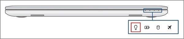 چرا لپ تاپ ایسوس من روشن نمی شود