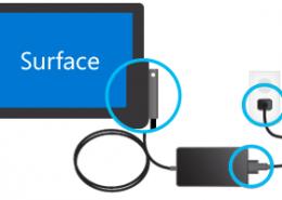 دلایل شارژ نشدن باتری لپ تاپ Surface