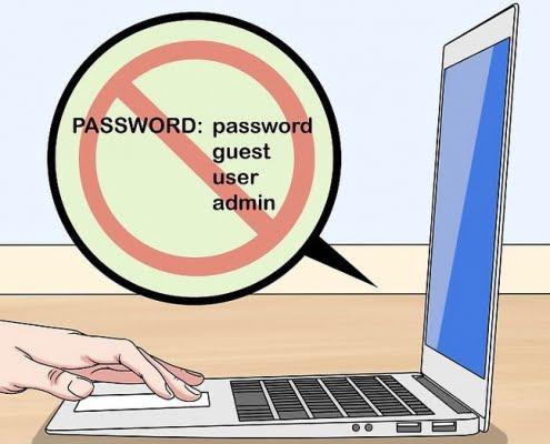رمز عبور معتبر