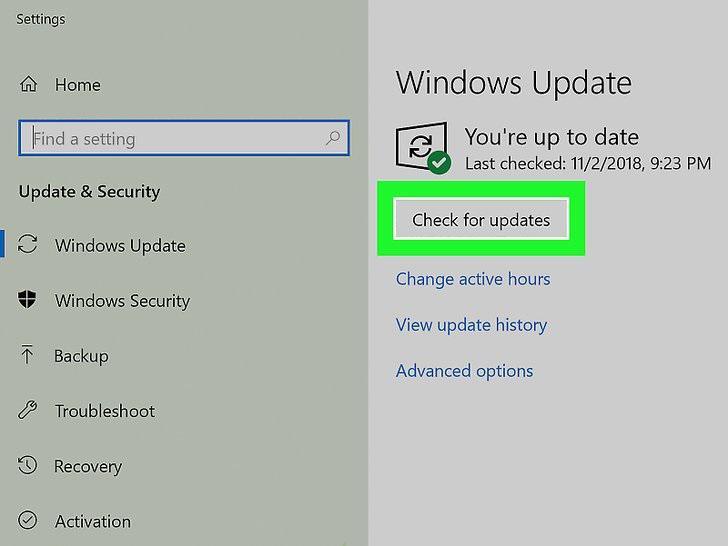 نحوه استفاده صحیح از ویندوز لپ تاپ