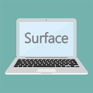 مقالات مشکلات لپ تاپ سورفیس
